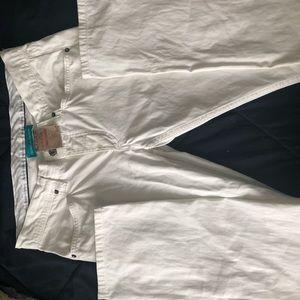 VTG White Dolce & Gabbana jeans, Slim Fit, Size 33